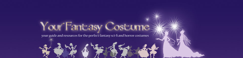 Your Fantasy Costume logo