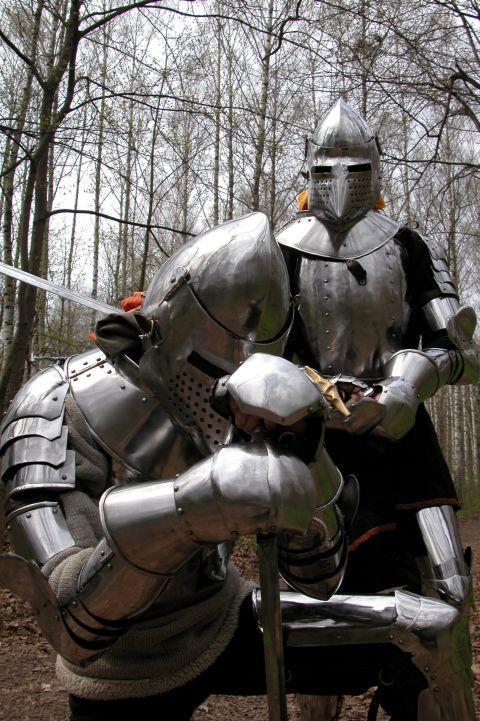 custom armor