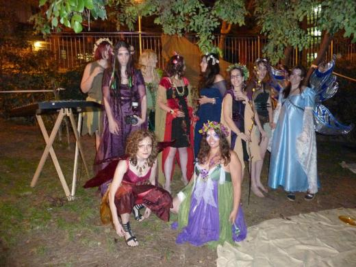 faerie party