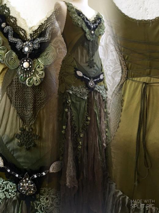 Rawrags: one of a kind dreamy fairytale gowns ··· | ··· Your Fantasy ...