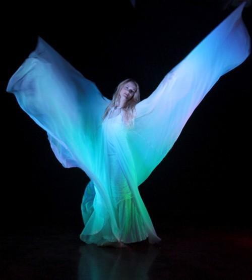 silk isis wings
