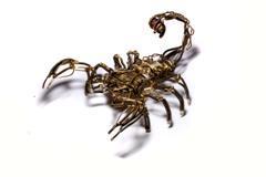 Steampunk scorpion