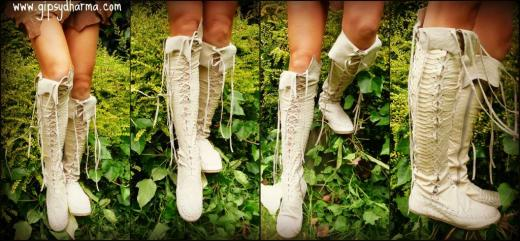 Gipsy Dharma: footwear for elves, fairies and other ...