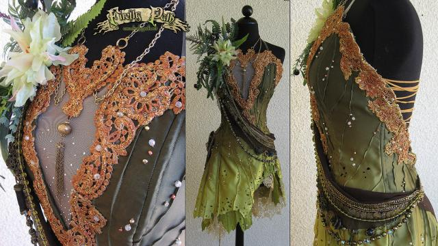 Absinthe FaerieEarth Fairy Costume
