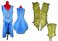 leather fairy costumes