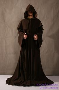 monk black robe