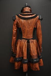 steampunk victorian gothic coat