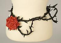 thorns and rose belt