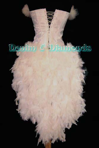White Dress Halloween Costume