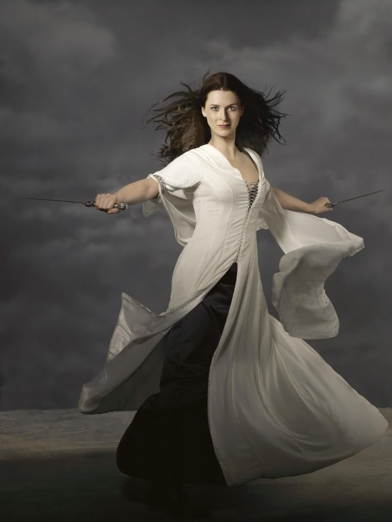 Legend Of The Seeker Kahlan Costume