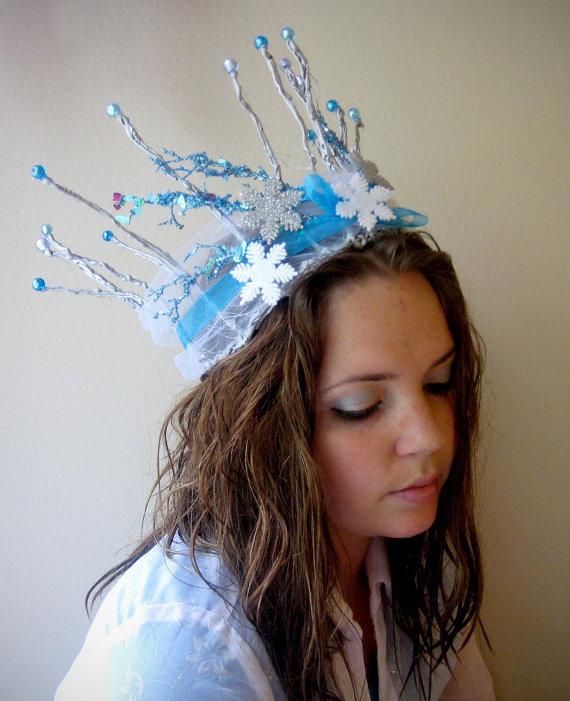 7a67d6c0f4d Ideas for a SNOW QUEEN or a WINTER fairy dress this Yule season ...