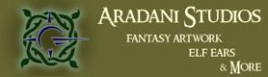 Aradani Studios: fantasy elf ears