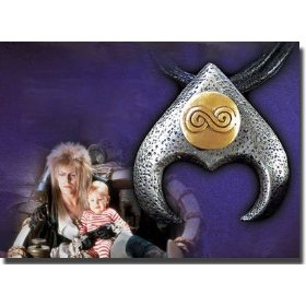 Into the labyrinth the realm of the jareth mighty goblin king if you want a version of the pendant made by a crafter of if you are a labyrinth lover youll be amazed by this site eyefeather this crafter not only mozeypictures Image collections
