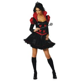 dark queen of hearts adult