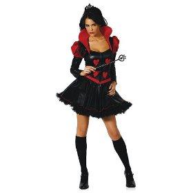 dark queen of hearts adult