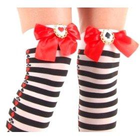 valentine stockings