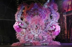 tenerife carnival 2009 queen
