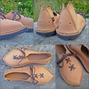 fairy steps shoe