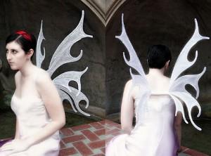 icicle Mist fairy wings