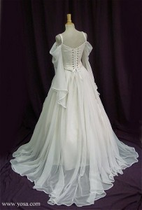 Above Example Of Victorian And Wedding Dress